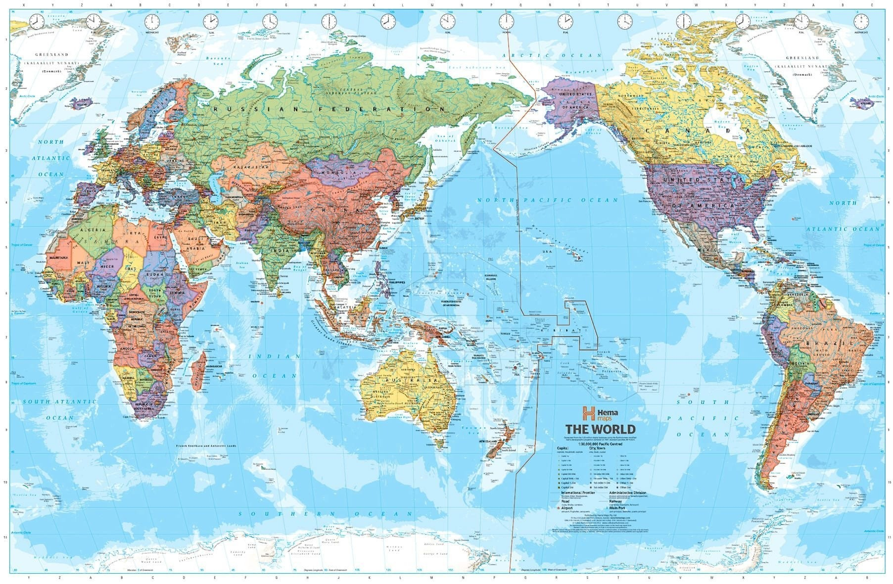 world map china center Best of Map Shop Hema Maps Buy Maps line Mapworld Australia