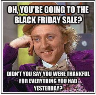 Wonka Black Friday